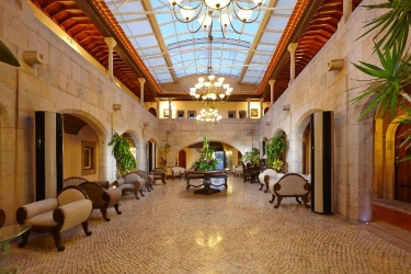 Hotel Fortaleza Do Guincho: Lobby CASCAIS