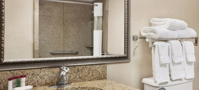 Ramada Plaza Casper Hotel And Conference Center: Bagno CASPER (WY)
