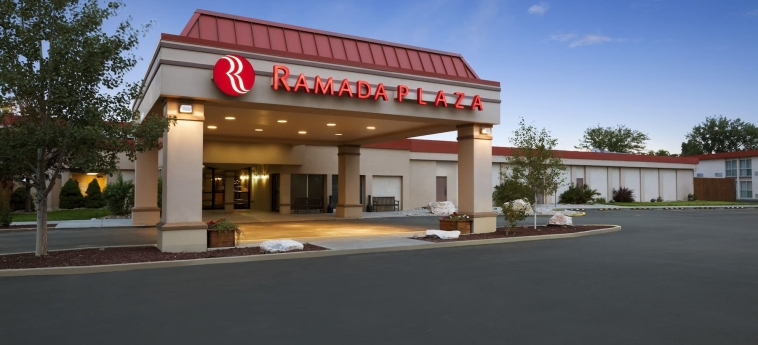 Ramada Plaza Casper Hotel And Conference Center: Esterno CASPER (WY)
