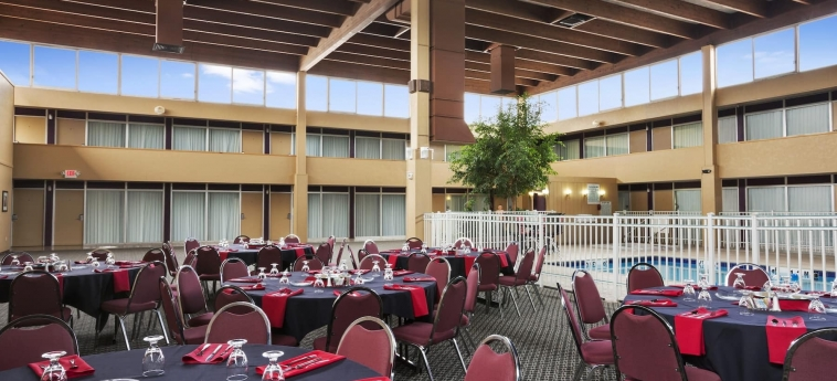 Ramada Plaza Casper Hotel And Conference Center: Ristorante CASPER (WY)