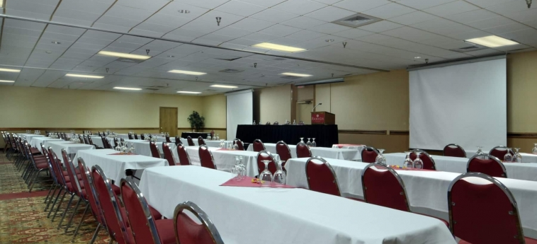 Ramada Plaza Casper Hotel And Conference Center: Sala Conferenze CASPER (WY)
