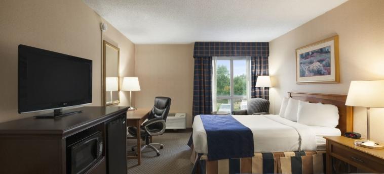 Ramada Plaza Casper Hotel And Conference Center: Chambre Double CASPER (WY)