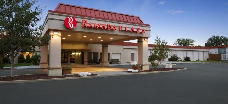 Ramada Plaza Casper Hotel And Conference Center: Extérieur CASPER (WY)