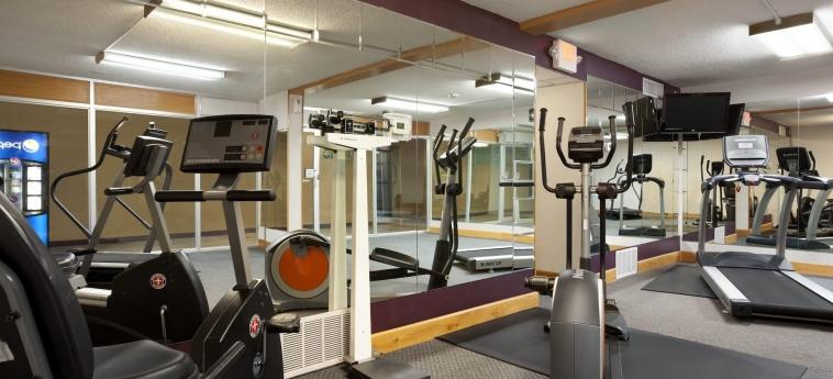 Ramada Plaza Casper Hotel And Conference Center: Salle de Gym CASPER (WY)