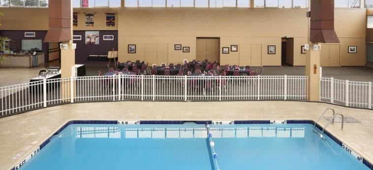 Ramada Plaza Casper Hotel And Conference Center: Innenschwimmbad CASPER (WY)
