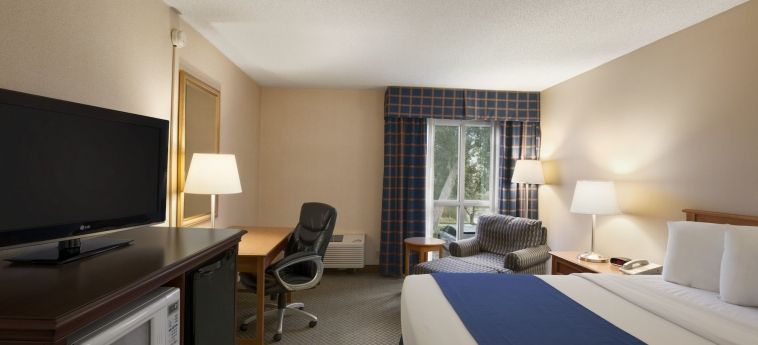 Ramada Plaza Casper Hotel And Conference Center: Schlafzimmer CASPER (WY)
