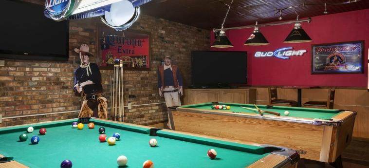 Ramada Plaza Casper Hotel And Conference Center: Billiards CASPER (WY)
