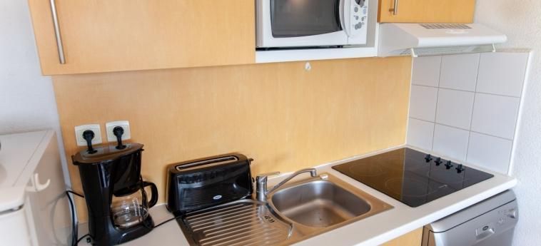 Hotel Adonis Cassen By Olydea: Cocina CASSEN