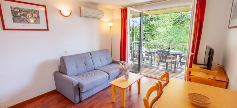 Hotel Adonis Cassen By Olydea: Living Room CASSEN