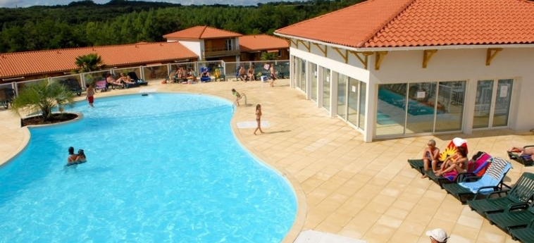 Hotel Adonis Cassen By Olydea: Piscina CASSEN