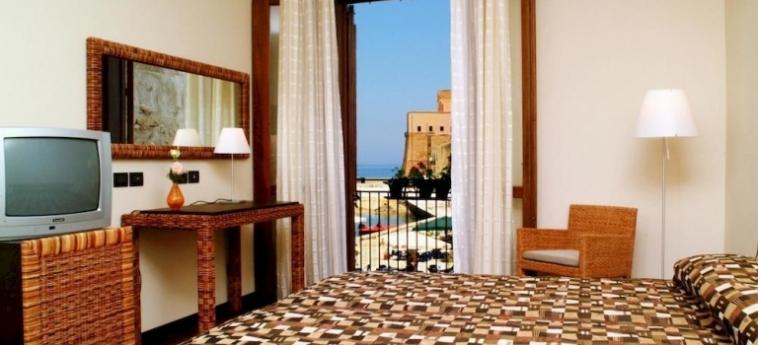 Cetarium Hotel: Imperial Suite CASTELLAMMARE DEL GOLFO - TRAPANI
