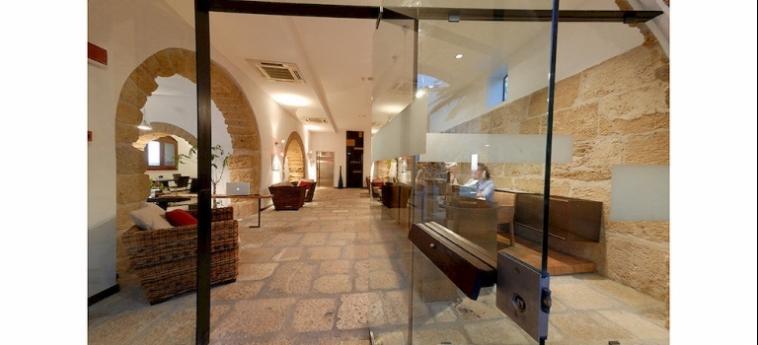 Cetarium Hotel: Lobby CASTELLAMMARE DEL GOLFO - TRAPANI