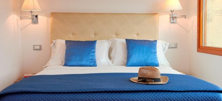 Hotel Al Madarig: Bedroom CASTELLAMMARE DEL GOLFO - TRAPANI