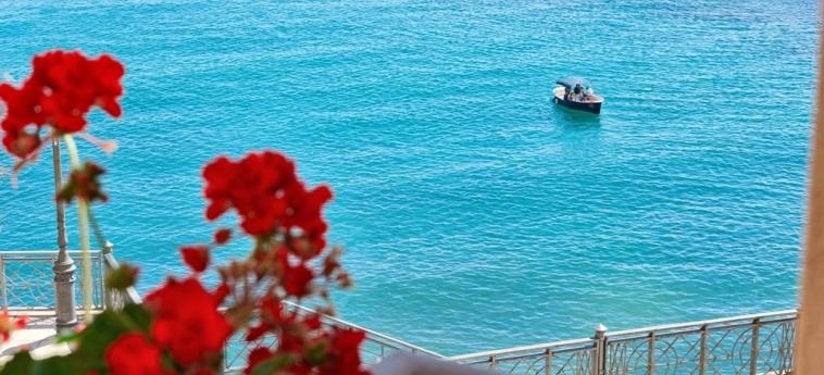 Hotel Al Madarig: Landscape CASTELLAMMARE DEL GOLFO - TRAPANI