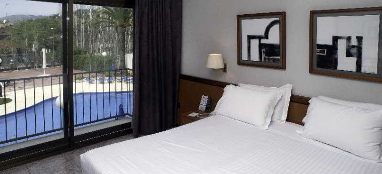 Hotel Ciudad De Castelldefels: Chambre CASTELLDEFELS