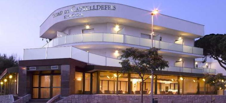 Hotel Ciudad De Castelldefels: Exterieur CASTELLDEFELS