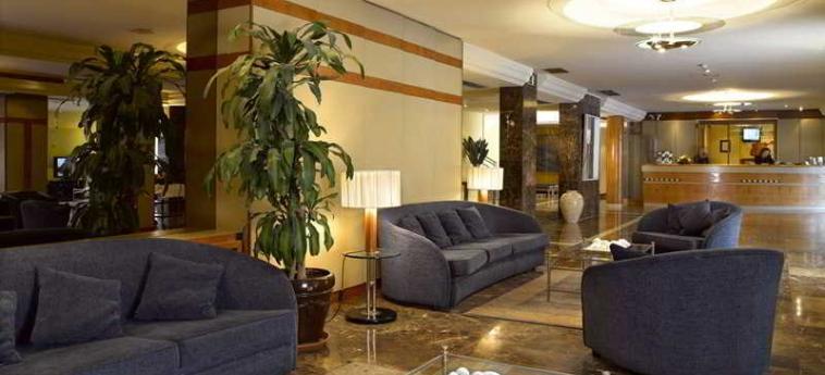 Hotel Ciudad De Castelldefels: Lobby CASTELLDEFELS