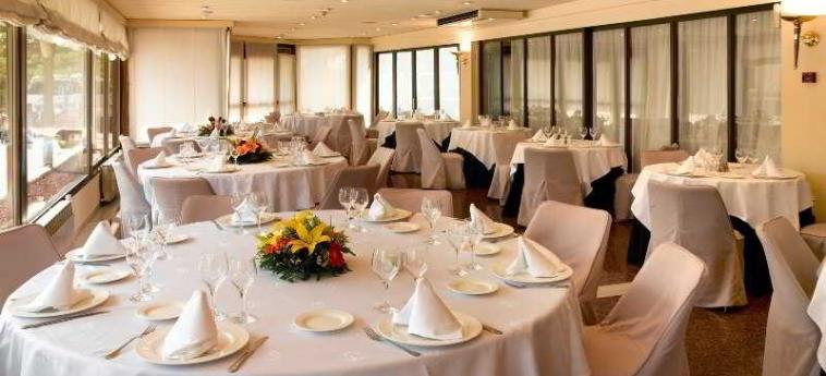 Hotel Ciudad De Castelldefels: Restaurant CASTELLDEFELS