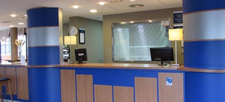 Hotel Holiday Inn Express Onda Provincia De Castellon: Lobby CASTELLON DE LA PLANA