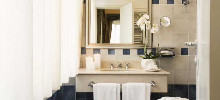 Grand Hotel & Spa Terme Di Castrocaro: Badezimmer CASTROCARO TERME - FORLÌ CESENA