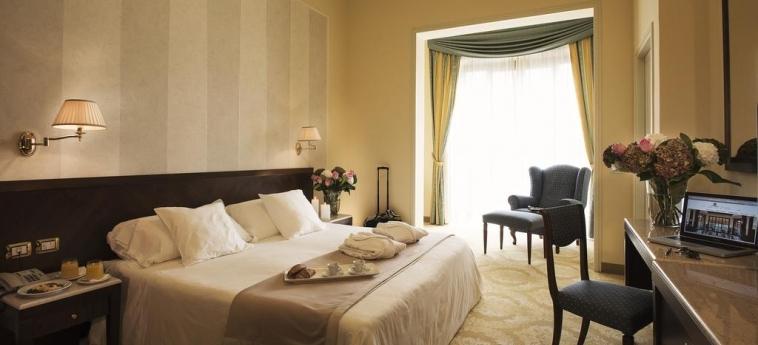 Grand Hotel & Spa Terme Di Castrocaro: Doppelzimmer  CASTROCARO TERME - FORLÌ CESENA