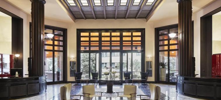 Grand Hotel & Spa Terme Di Castrocaro: Hotelhalle CASTROCARO TERME - FORLÌ CESENA