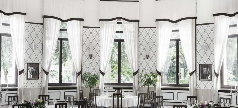 Grand Hotel & Spa Terme Di Castrocaro: Restaurant CASTROCARO TERME - FORLÌ CESENA