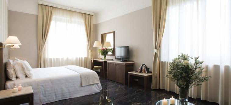 Grand Hotel & Spa Terme Di Castrocaro: Schlafzimmer CASTROCARO TERME - FORLÌ CESENA