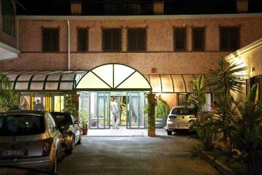 Hotel Valle Degli Ulivi: Esterno CATANIA