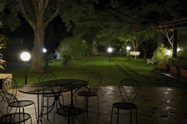 Hotel Valle Degli Ulivi: Terrazza CATANIA