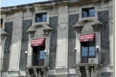 Hotel Centrale Europa: Esterno CATANIA