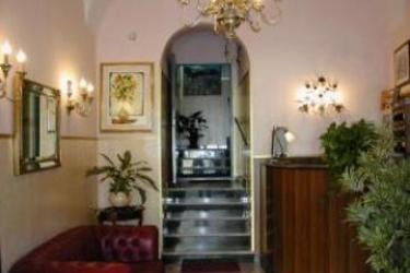 Hotel Centrale Europa: Reception CATANIA