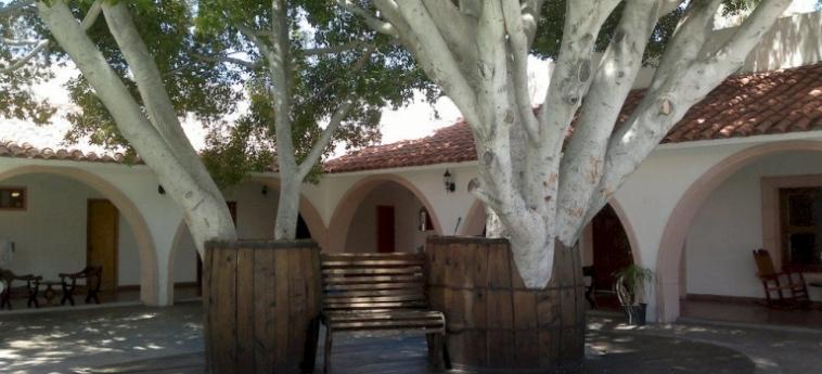 Hotel Mision Catavina: Exterior CATAVINA - BAJA CALIFORNIA
