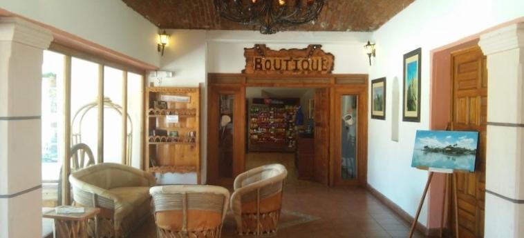 Hotel Mision Catavina: Lobby CATAVINA - BAJA CALIFORNIA