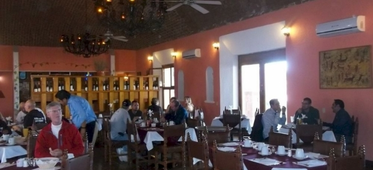 Hotel Mision Catavina: Restaurant CATAVINA - BAJA CALIFORNIA
