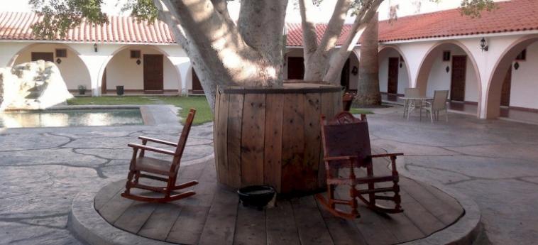 Hotel Mision Catavina: Room - Classic CATAVINA - BAJA CALIFORNIA