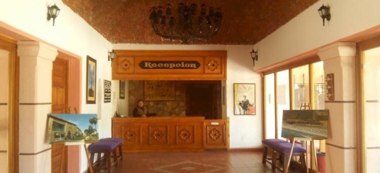 Hotel Mision Catavina: Room - Detail CATAVINA - BAJA CALIFORNIA