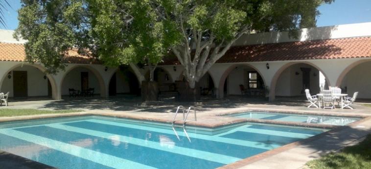 Hotel Mision Catavina: Sauna CATAVINA - BAJA CALIFORNIA
