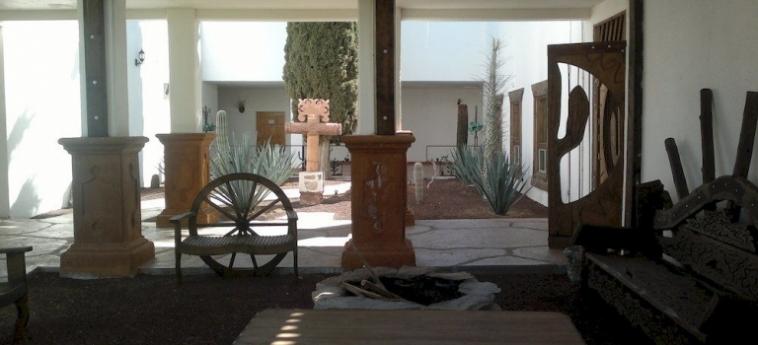 Hotel Mision Catavina: Suite Room CATAVINA - BAJA CALIFORNIA