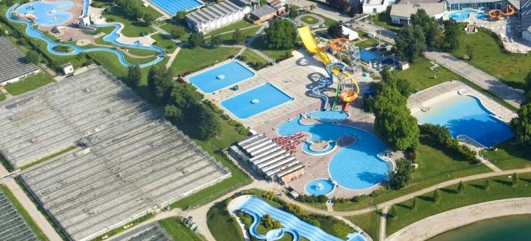 Hotel Terme: Aerial View CATEZ OB SAVI