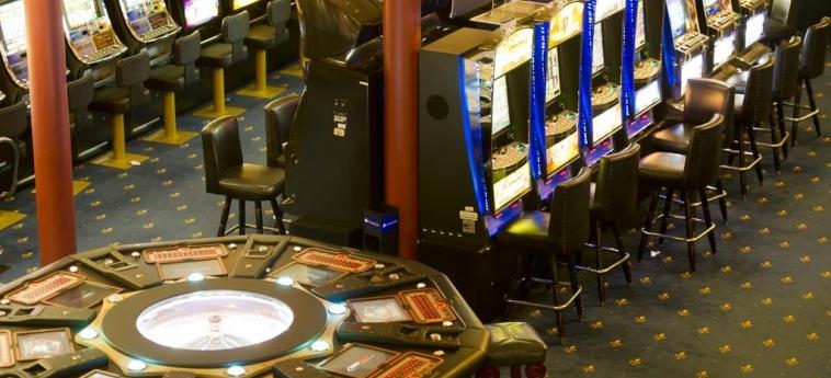 Hotel Terme: Casino CATEZ OB SAVI