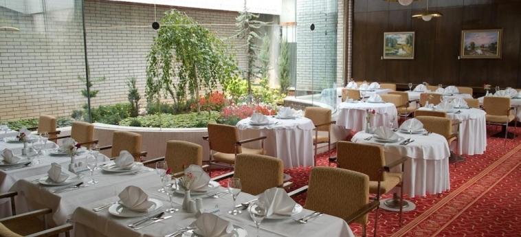 Hotel Terme: Restaurante CATEZ OB SAVI