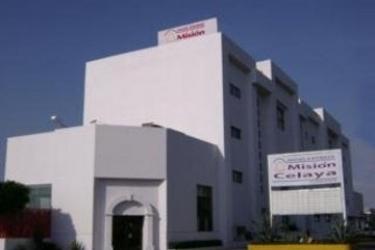 Hotel Mision Express Celaya: Exterior CELAYA