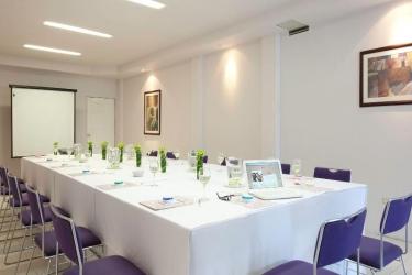 Hotel Mision Express Celaya: Sala de conferencias CELAYA