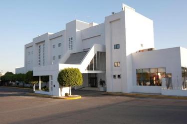 Hotel Mision Express Celaya: Exterieur CELAYA