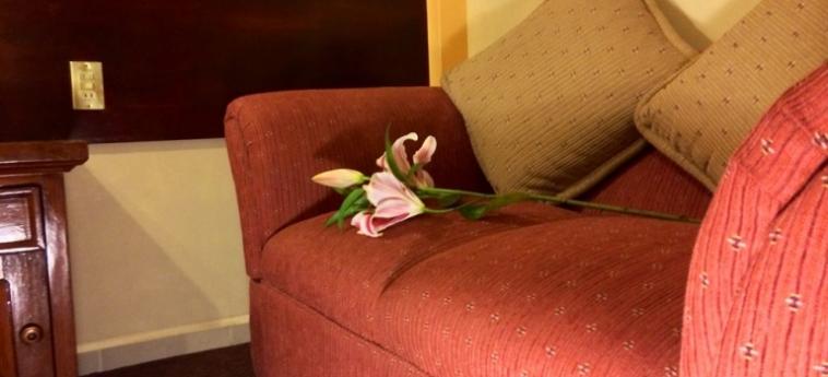 Hotel Cano: Living Room CELAYA