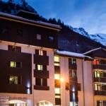 Hotel Le Refuge Des Aiglons