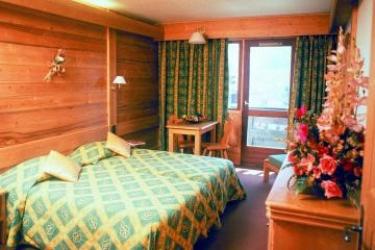 Hotel Prieure: Camera Matrimoniale/Doppia CHAMONIX-MONT-BLANC