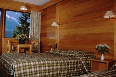 Hotel Prieure: Guest Room CHAMONIX-MONT-BLANC