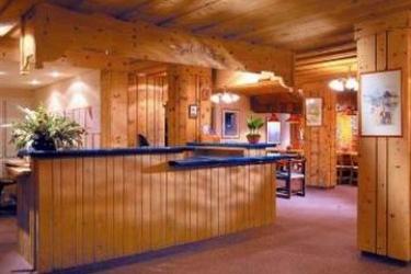 Hotel Prieure: Reception CHAMONIX-MONT-BLANC